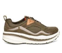 805 X MLT Sneaker aus Veloursleder