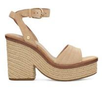 Laynce Sandalen aus Leder