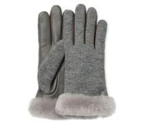 Shorty Smart Fabric Glove Damen Grey Heather M