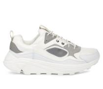 Sommerschuhe Miwo Low Mono Sneaker in Weiß