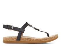 Aleigh Sandalen aus Leder