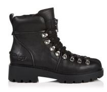 Hexa Casual Steifel Stiefel aus Leder
