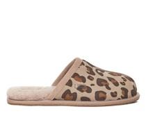 Pearle Leopard Slipper