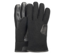 Fabric Smart Glove Herren Black XL
