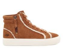 Olli Heritage Sneaker aus Veloursleder