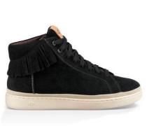 Cali Sneaker High Fringe Herren Black