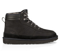 Highland Sport Classic Stiefel für Herren aus Leder in Schwarz