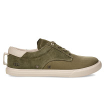 Palm Desert Sneaker aus Veloursleder