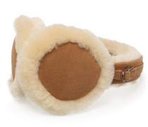 Classic Earmuff Damen Chestnut