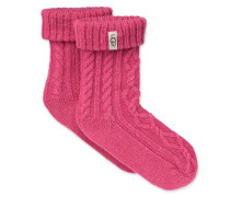 Rahjee Rain Boot Sock Kinder Pink Azalea 4/6 Jahre