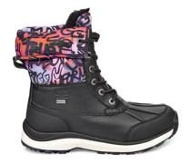 Winterstiefel Adirondack III Graffiti Warme Stiefel aus Leder