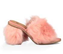 Fluff Heel Sandaletten