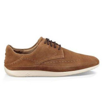 Cali Wing-Toe Derby Herren Chestnut