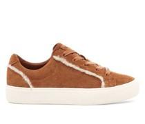 Zilo Heritage Sneaker aus Veloursleder