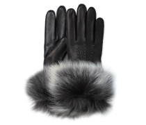 3 Point Long Toscana Smart Glove Damen Black