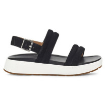 Lynnden Sandalen aus Leder