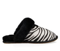 Scuffette Ii Exotic Damen Zebra