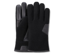 Fabric Smart Glove Herren Black