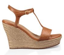 Fitchie II Sandalen aus Leder in Braun