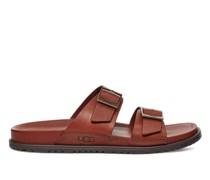 Wainscott Buckle Sandalen aus Leder