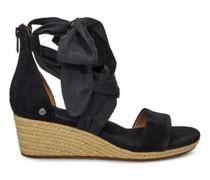 Trina Sandaletten aus Veloursleder