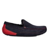 Ascot Fashion Herren Black / Samba Red