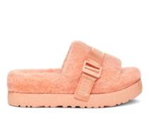Fluffita Slide Sandalen aus Schaffell