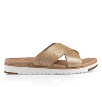 Kari Metallic Damen Gold