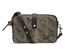 Olive Crossbody Exotic Damen Tan / Black