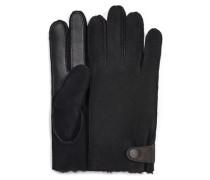 Sheepskin Side Tab Handschuhe aus Schaffell
