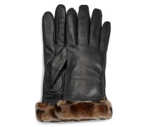 Classic Leather Shorty Tech Handschuhe aus Leder