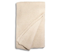 Snow Creek Throw  Cream