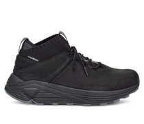 Miwo Sport High HyperWeave Sneaker in Schwarz Tnl