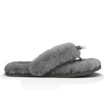 Hausschuhe Fluff Flip Flop II Sandalen