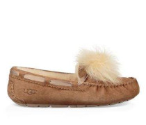 Dakota Pom Pom Damen Chestnut