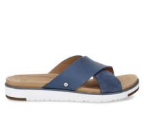 Kari Sliders Sandalen aus Leder