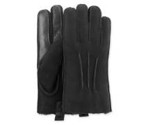 Sheepskin Smart Glove Herren Black