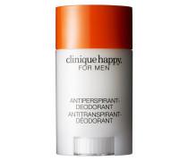 Happy for Men Antiperspirant Deodorant Stick
