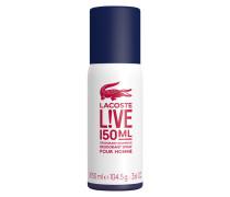 L!VE Deodorant Aerosol Spray