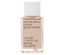 Velvet Orris / Violet / White Pepper Eau de Toilette