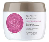 Senses Asian Spa Sensual Balance Calming Body Mousse