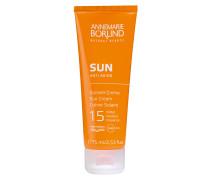 SUN Sonnencreme LSF 15