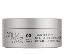 Style & Finish Creme Wax