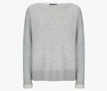 W'S CASHMERE OVER SWEATER