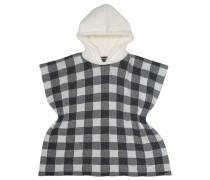 Girl Luxury Pattern Cape