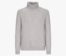 AIR WOOL TURTLE NECK