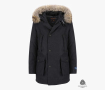 Merino Wool Arctic Parka DF
