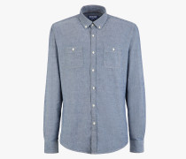 WORKWEAR CHAMBRAY HEMD