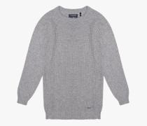 Girl Soft Wool Sweater