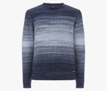 FANTASY INDIGO LOOK CREW NECK